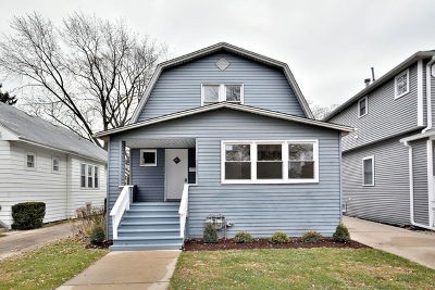 Chicago Multi Family Home New: 6243 North Sayre Avenue
