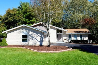 Olympia Fields Single Family Home For Sale: 2671 Corinth Road