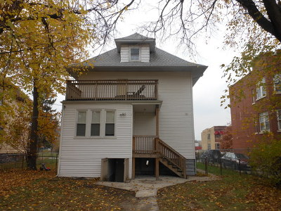 Chicago Single Family Home New: 33 South Waller Avenue