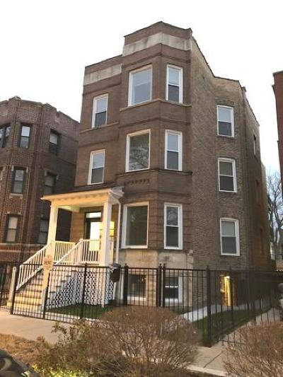 Rental New: 3837 North Greenview Avenue #3