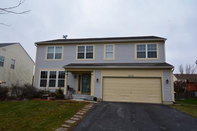 Huntley Single Family Home New: 10516 Longfield Drive
