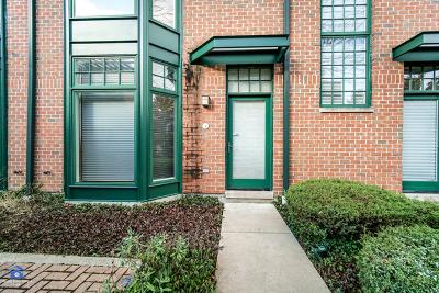 Oak Park Condo/Townhouse For Sale: 101 North Euclid Avenue #4
