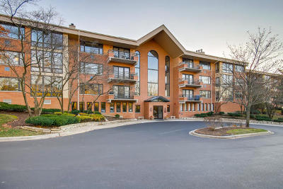 Du Page County Condo/Townhouse For Sale: 3525 South Cass Court #618