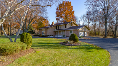 Elgin Single Family Home Contingent: 1205 Robinhood Drive