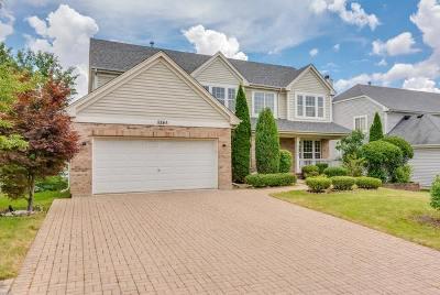 Lisle Single Family Home For Sale: 5245 Burnham Street