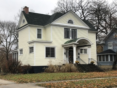 Kankakee Single Family Home New: 761 South Chicago Avenue