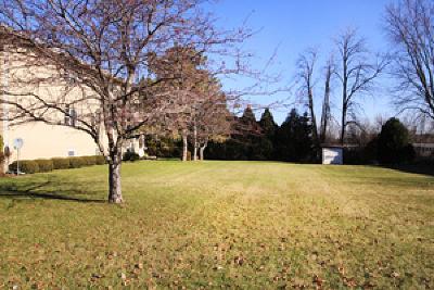 Woodstock Residential Lots & Land For Sale: 730 Washington (Lot) Street