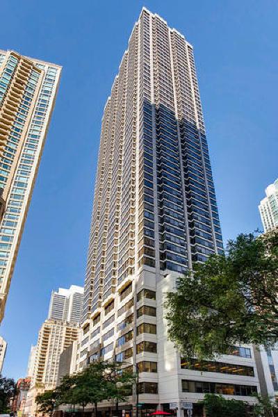 Chicago Rental New: 30 East Huron Street #3503