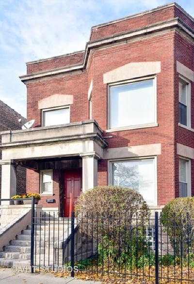 Chicago Multi Family Home New: 3938 West Congress Parkway