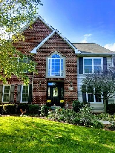Oswego Single Family Home New: 470 Burr Oak Drive
