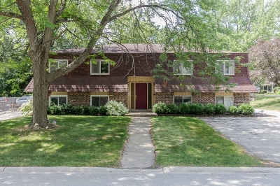 Hampshire Multi Family Home Price Change: 702 Warner Street
