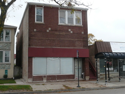 Chicago IL Multi Family Home New: $299,000