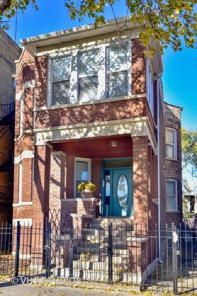 Chicago IL Multi Family Home New: $215,000
