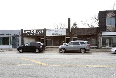 Oak Lawn IL Commercial New: $249,900
