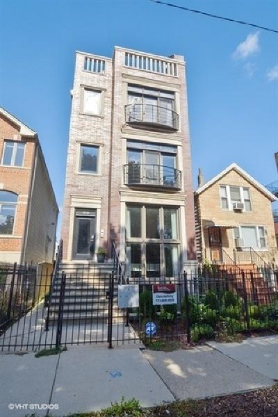 Chicago Rental New: 1518 West Ohio Street #2