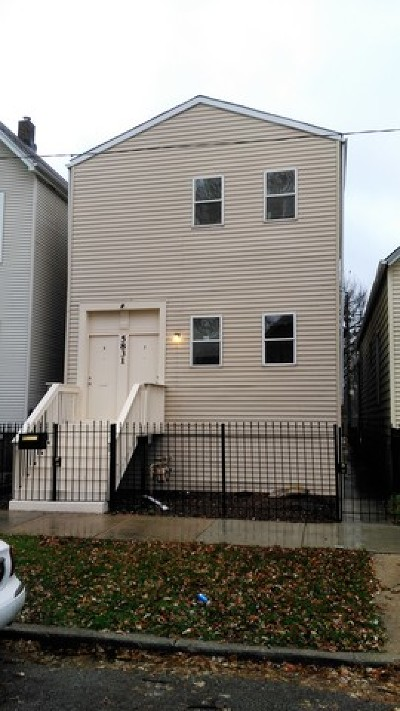 Chicago IL Multi Family Home New: $199,000