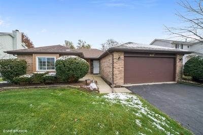 Naperville IL Single Family Home New: $259,900