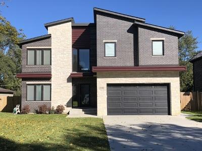 Glenview Single Family Home New: 3118 Springdale Avenue