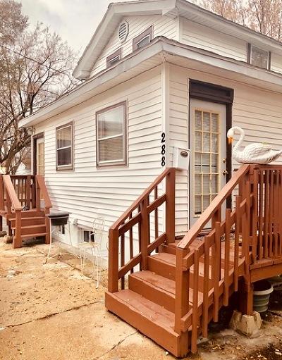 Elgin Single Family Home New: 288 Franklin Boulevard
