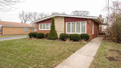 Oak Lawn Single Family Home New: 10621 Lawler Avenue