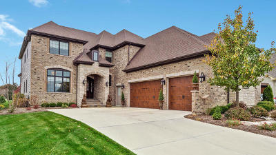 Naperville Single Family Home For Sale: 3304 Club Court