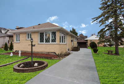 Chicago Single Family Home New: 5753 North Nina Avenue
