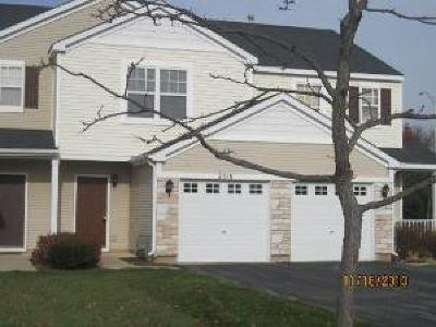 Carpentersville Rental For Rent: 2318 Flagstone Drive #2318