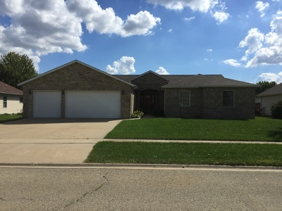 Minooka, Channahon Rental For Rent: 513 East Coady Drive