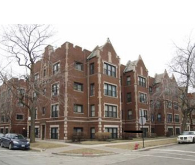 Chicago Condo/Townhouse New: 2050 East 69th Street #3B
