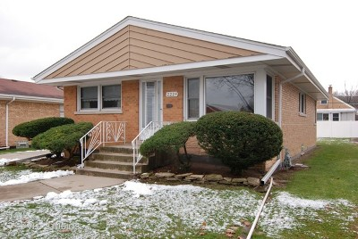Broadview Single Family Home For Sale: 2224 Erika Drive