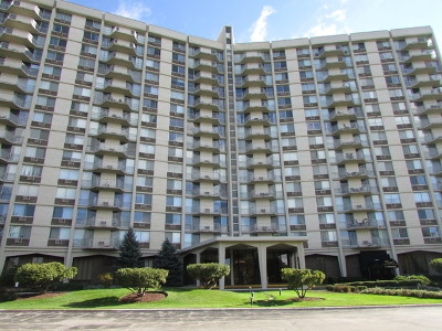 Oak Brook Condo/Townhouse Price Change: 40 North Tower Road #5C
