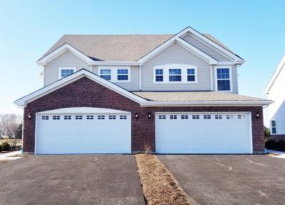 Joliet Condo/Townhouse For Sale: 8645 Foxborough Way #1672