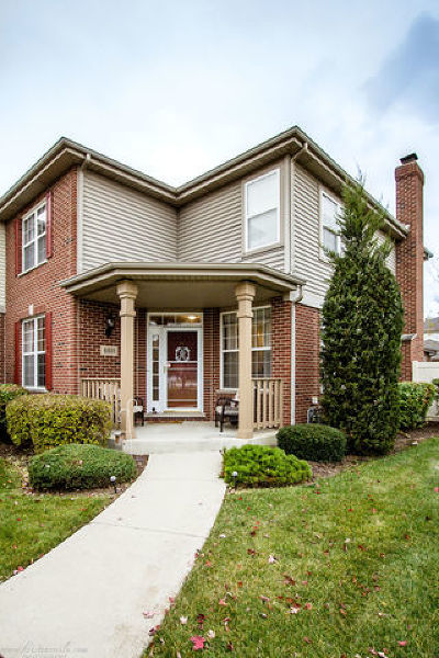 Tinley Park Condo/Townhouse New: 6601 Pine Lake Drive #6601
