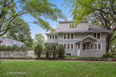 Cook County Single Family Home New: 500 Gregory Avenue