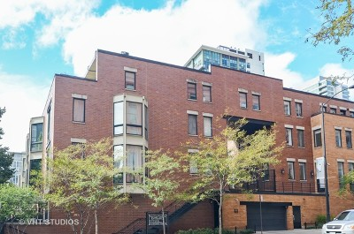 Chicago Condo/Townhouse New: 650 West Fulton Street #C