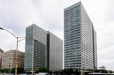 Chicago Condo/Townhouse New: 3550 North Lake Shore Drive #1202