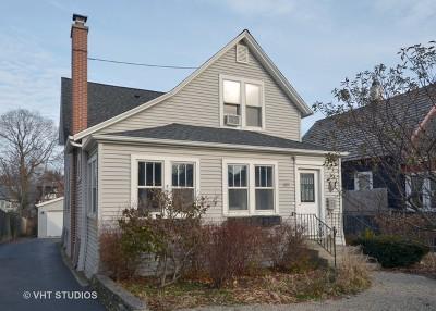 Highland Park Single Family Home For Sale: 661 Homewood Avenue