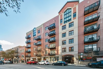 Chicago Condo/Townhouse New: 1155 West Madison Street #307