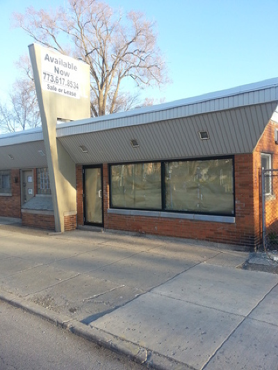 Chicago Commercial New: 2320 East 79th Street South East