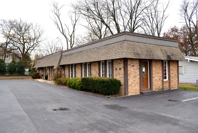 Mokena, Frankfort Commercial For Sale: 100 North White Street #104