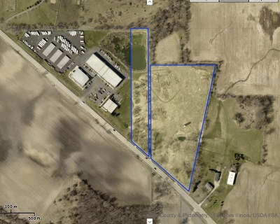 Hampshire Residential Lots & Land For Sale: 43w950 Us Hwy 20