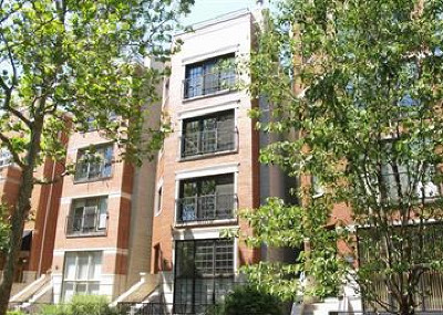 Chicago Condo/Townhouse New: 3532 North Fremont Street #4