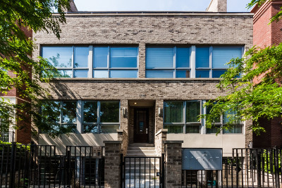 Cook County Condo/Townhouse New: 1620 West Augusta Boulevard #1W