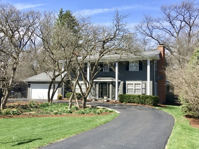 Naperville IL Single Family Home New: $625,000
