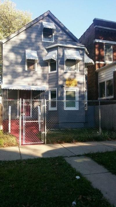 Chicago Single Family Home New: 8031 South Burnham Avenue