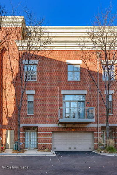 Chicago Condo/Townhouse New: 1050 West Chestnut Street