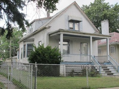 Chicago Single Family Home New: 513 West 118th Street