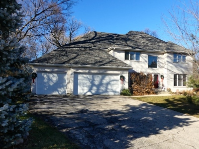 Darien Single Family Home New: 2000 North Frontage Road