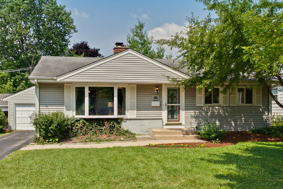 Arlington Heights Single Family Home New: 306 North Derbyshire Avenue