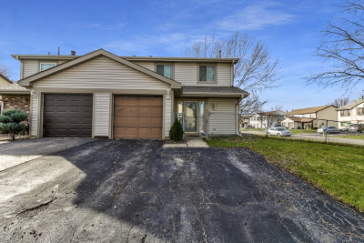 Du Page County Condo/Townhouse New: 3956 Starboard Drive